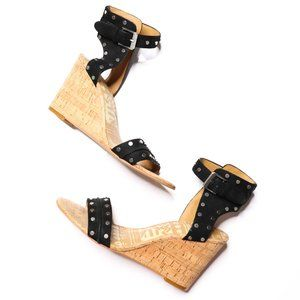 Dolce Vita | Natural Cork Gladiator Wedge 8.5M